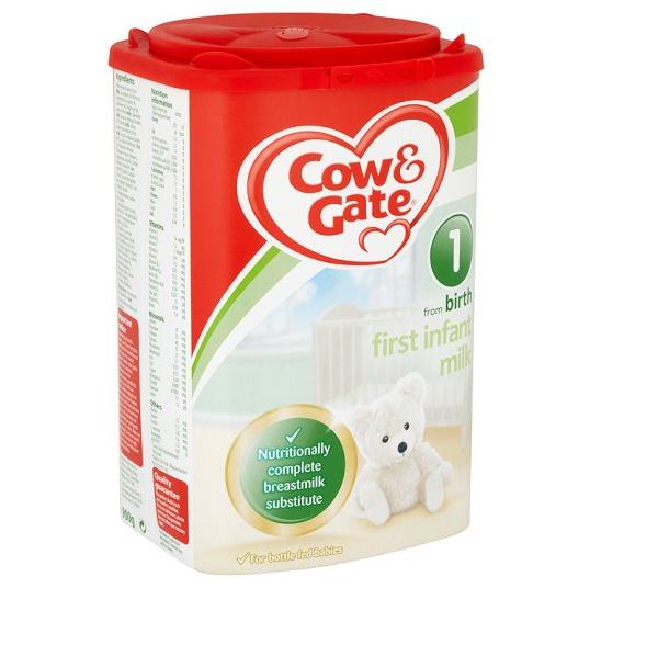 英國版牛欄奶粉一段