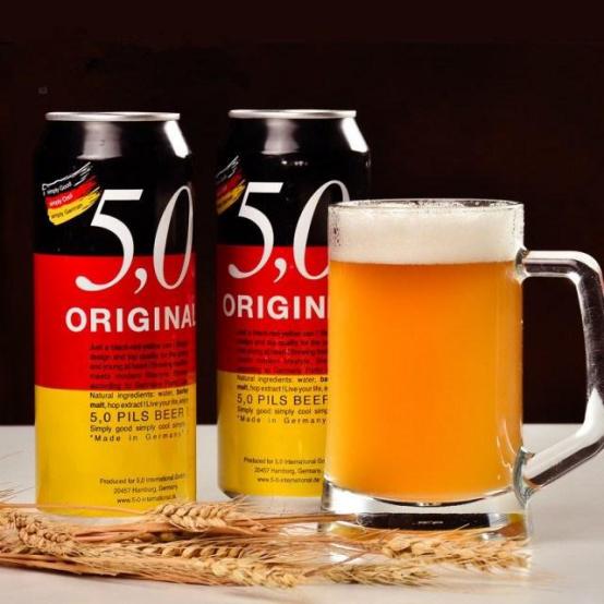 德國5.0皮爾森瓶酒