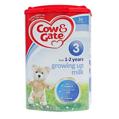 英國版牛欄奶粉三段