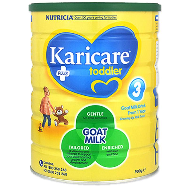 新西蘭可瑞康羊奶粉3段