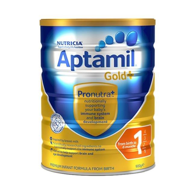 澳洲愛他美aptamil嬰幼兒奶粉1段