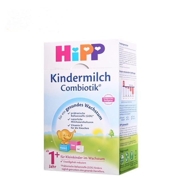 德國喜寶(HiPP)益生元系列 益生菌有機嬰幼兒奶粉1+段