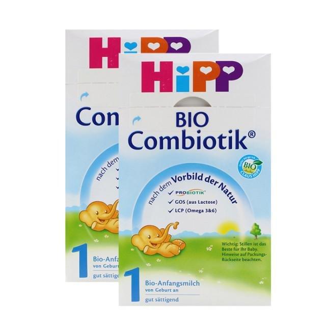 德国喜宝(HiPP)益生元系列 益生菌有机婴幼儿奶粉1段