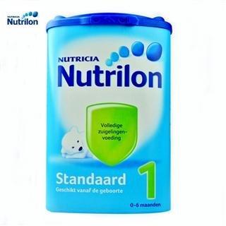 荷兰牛栏Nutrilon婴幼儿奶粉1段