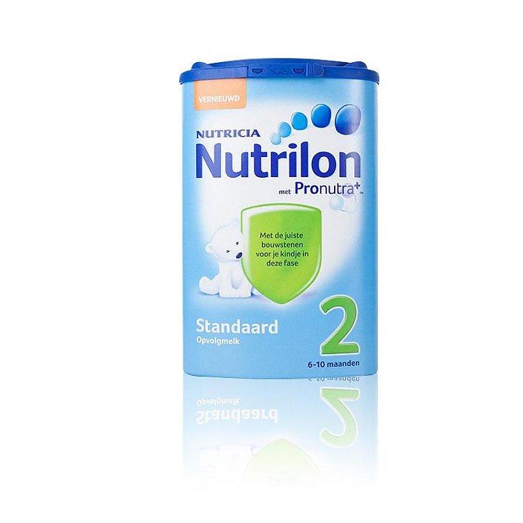 荷兰牛栏Nutrilon婴幼儿奶粉2段