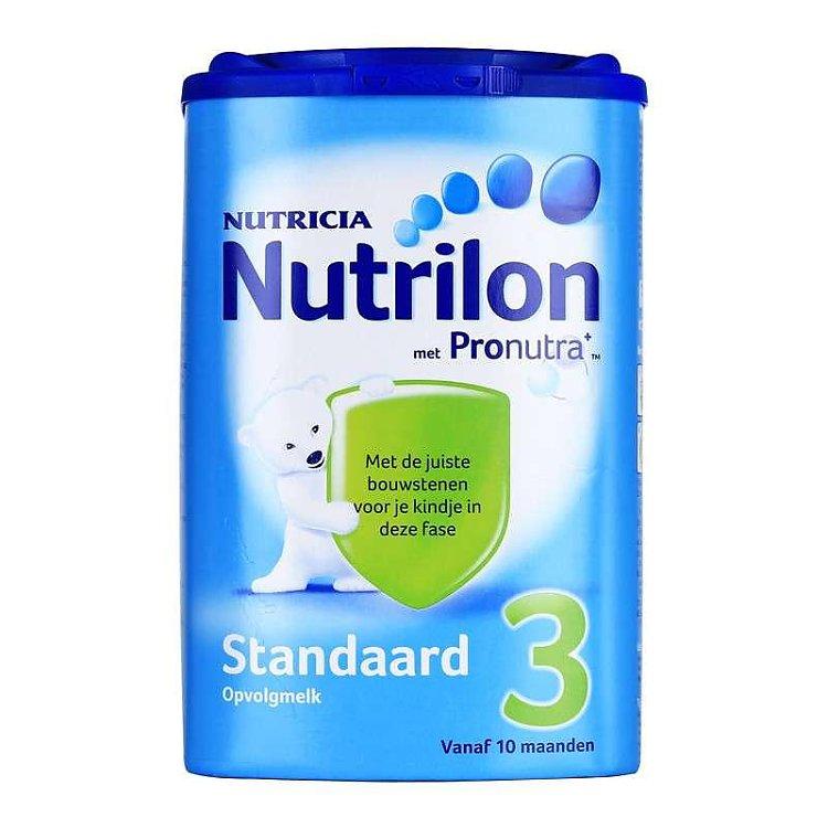 荷兰牛栏Nutrilon婴幼儿奶粉3段
