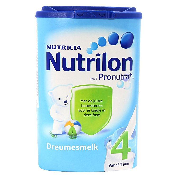 荷兰牛栏Nutrilon婴幼儿奶粉4段