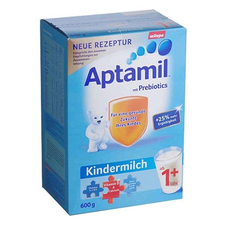 德国爱他美aptamil婴幼儿奶粉1+段