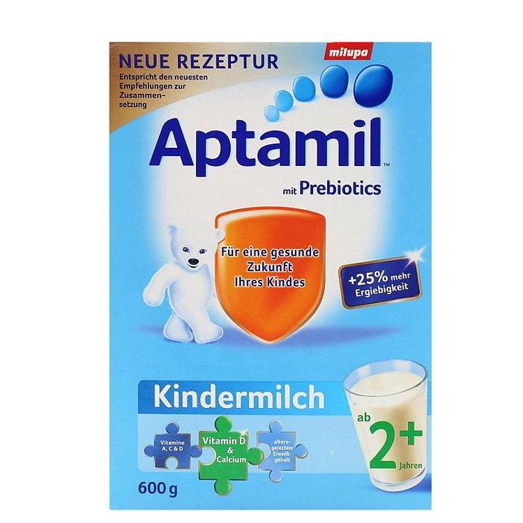 德国爱他美aptamil婴幼儿奶粉2+段