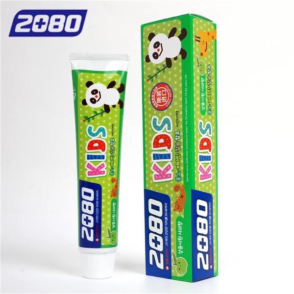 2080兒童牙膏蘋果味
