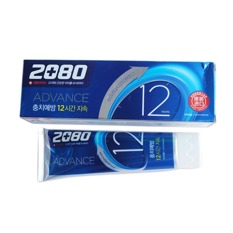 2080忍冬花牙膏