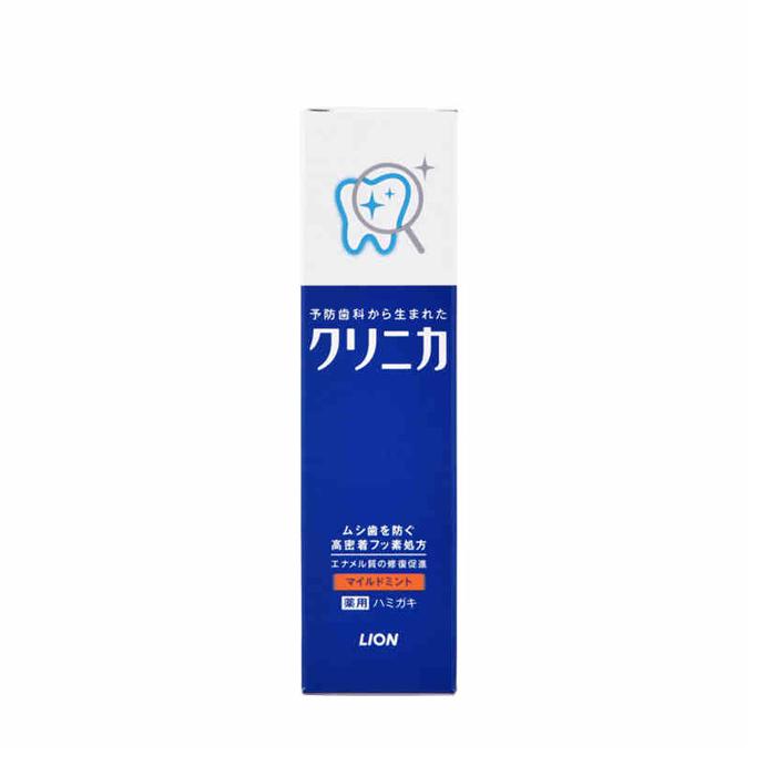 LION獅王日本原裝進口酵素潔凈牙膏