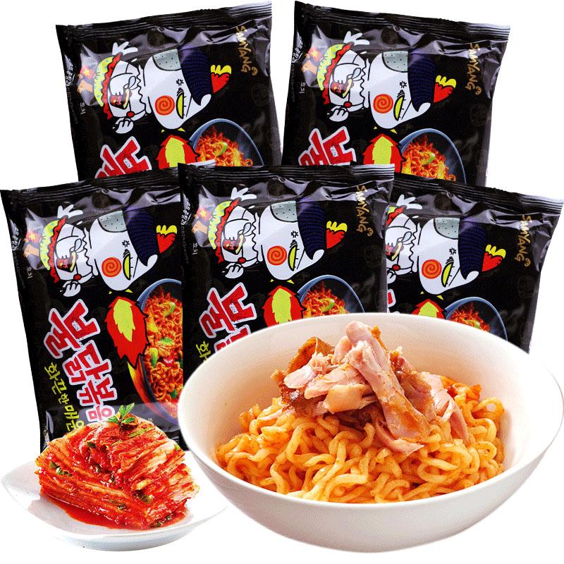 三養火雞面韓國超辣方便面