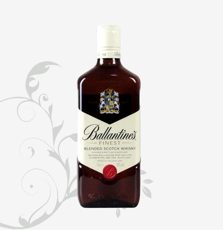 洋酒 百齡壇特醇蘇格蘭威士忌