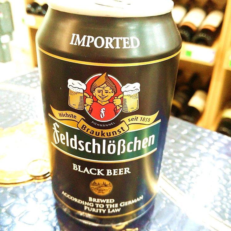 德国菲尔德堡黑啤酒