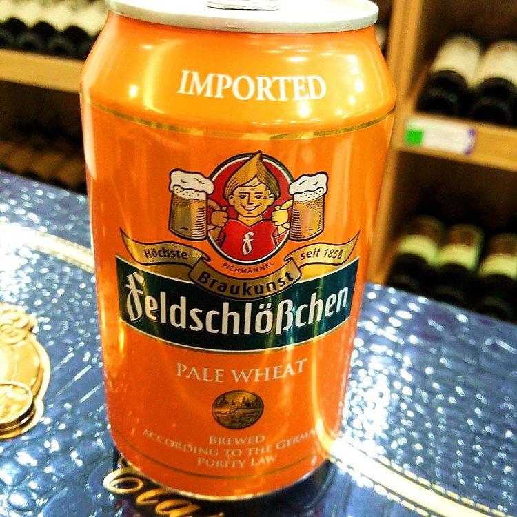 德国费尔德堡小麦啤酒