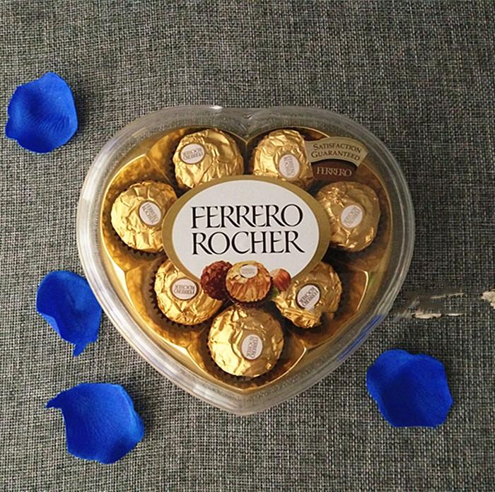 費列羅T8心形巧克力